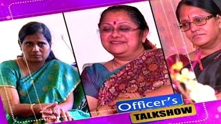 Women IFS and IPS officers | Officers Talk Show | Part 1 | Vanitha TV Anniversary Special