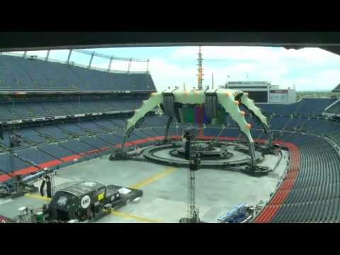 U2News - Transforming INVESCO Field