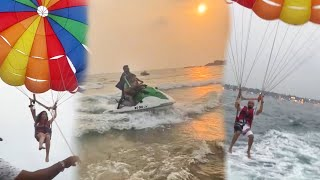 GOA Water Sports karte hue darr gye