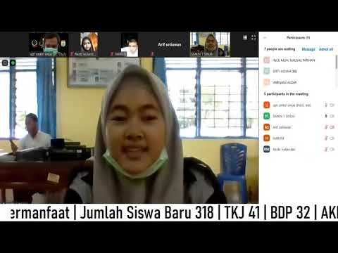 TUR VIRTUAL | H-3 MPLS SMKN 1 SINJAI