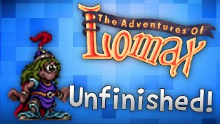 Unfinished Review of Adventures of Lomax