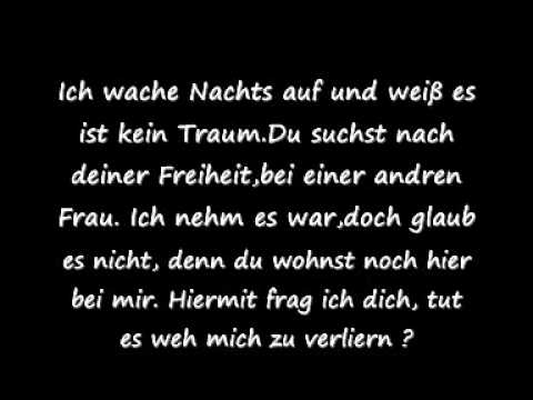 Bisou - Wenn du + lyrics