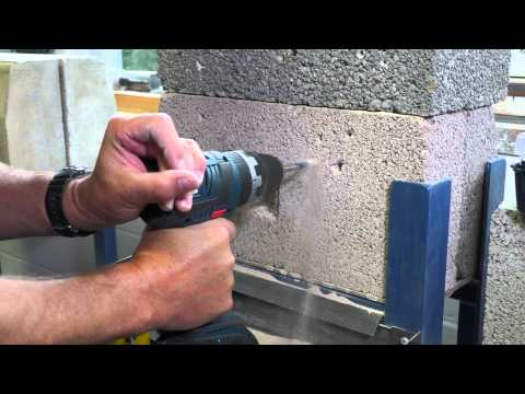 Bosch GSB18VEC Cordless 18V li-ion Brushless Combi Drill - from Toolstop