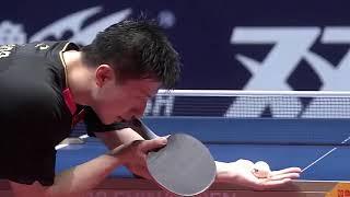 2019年  中國公開賽精彩集錦 (1/4)  馬龍 vs 樊振東