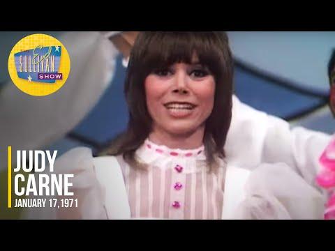 "Judy Carne ""Puppet Man"" on The Ed Sullivan Show"