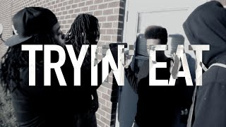 Ace Santana - Tryin' Eat | Official Video Shot by @blamexdevin