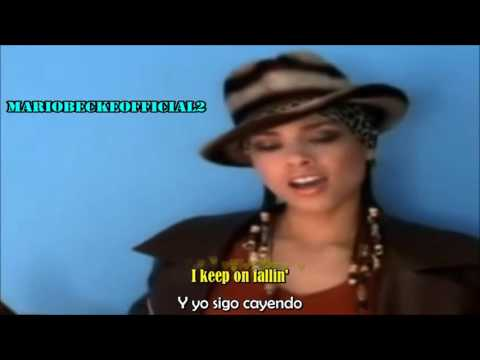 Alicia Keys - Fallin' [Lyrics + Subtitulado Al Español] Official Video  VEVO