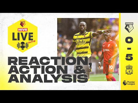 Moussa Sissoko Reaction, Highlights & Analysis | Hive Live Extra