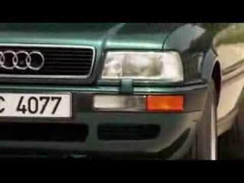KultKarren präsentiert die Geschichte des Audi 80