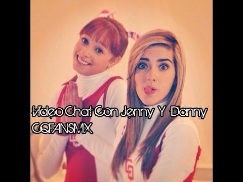 VideoChat Jenny & Danny De La CQ ( 16/10/2014)