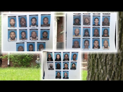 40 charged in sweeping indictment involving Detroit gang known as the 'Vice Lords'