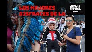 Marcha Zombie 2018 CDMX   Juan Solrac