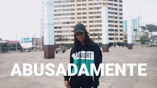 Abusadamente - MC Gustta e MC DG | May J Lee Choreography | Ângela Dance Cover