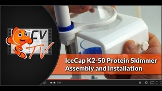 IceCap K2-50 Protein Skimmer Assembly