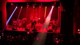 """Dead Rising """"Recuerdo muerto"""" - Tour Misfits 2014 - Cafe Iguana"""