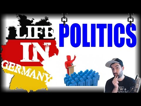 LIFE IN GERMANY 🗳️ German politics, the political system & how it works! |  VlogDave