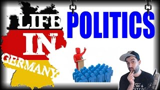LIVING IN GERMANY | Politics, The Political System & How It Works! |  VlogDave