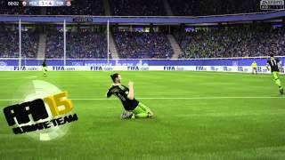 Andy Carroll skill goal Fifa15