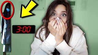 DON'T WATCH CREEPY ROBLOX VIDEOS AT 3 AM... OR THIS HAPPENS! Roblox Horror Story Urban Legends