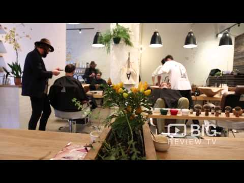 The Bearded Man Barber Shop in Prahran VIC offering Mens Haircuts, Hairstyles and Coffee