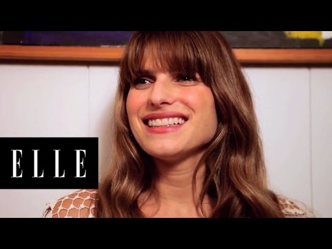 Lake Bell - Behind the Shoot - ELLE