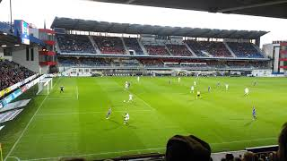 FC Viktoria Plzeň -  FC Fastav Zlín 2:1 18.9.2017