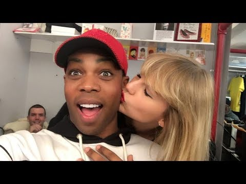 Todrick Hall RESPONDS To Backlash For Being in Taylor Swift's