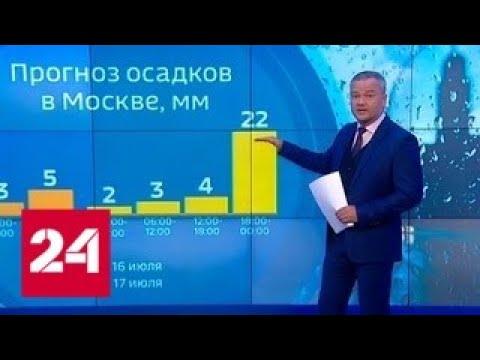 """""""Погода 24"""": Москва"""