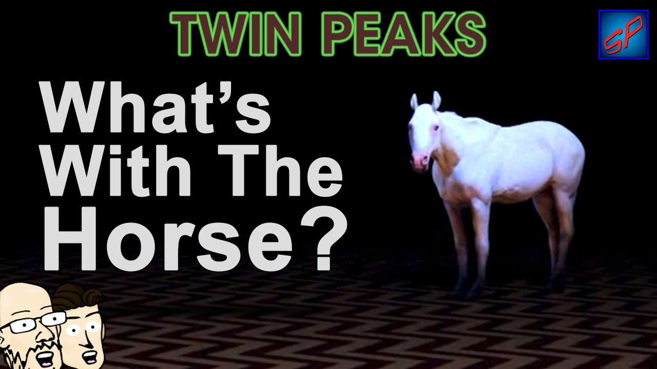 Twin Peaks White Horse What Does It Mean Youtube