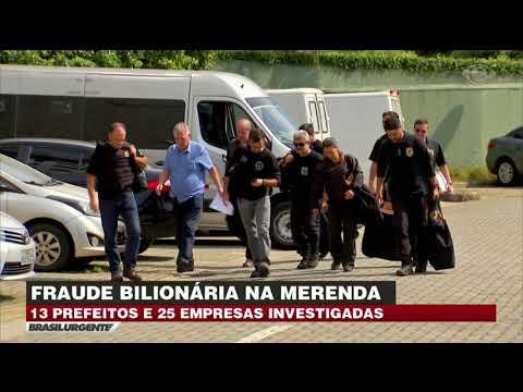 SP: 13 Prefeitos São Investigados Por Fraude Na Merenda