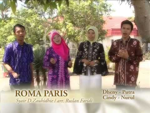 Lagu Banjar : Roma Paris By. Dheny, Putra, Cindy, Nurul Kandangan. Kab. HSS