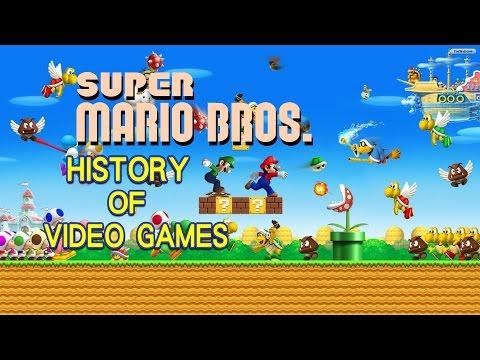 History of Super Mario Bros. (1985-2016) - Video Game History