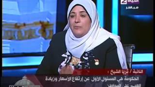برلمانية: 'مجلس النواب في وادي والحكومة في وادي' (فيديو)