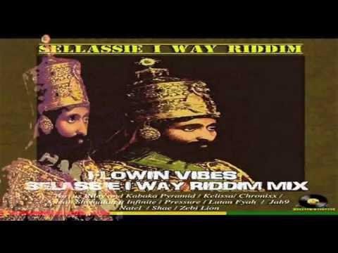 Chronixx - Prayer - Selassie I Way Riddim - Israel Records - July 2013