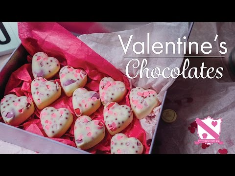 Valentine's Day Chocolate's - In The Kitchen With Kate