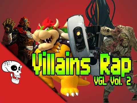 Game Legends Rap, Vol 2  Villains  JT Music
