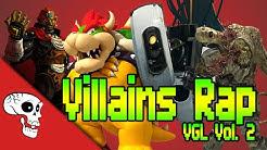 """Video Game Legends Rap, Vol. 2 - """"Villains"""" by JT Music"""