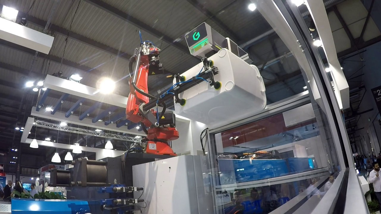 MgM Robotics - PLAST2018