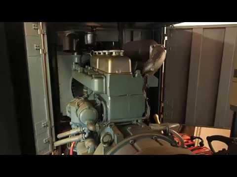 ASEA elverk 75 kVA med Scania diesel 904352