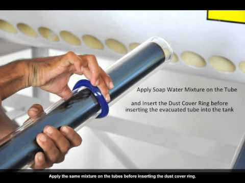 Sunbeam Solar Water Heater Installation Guide - YouTube