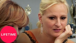 Dance Moms: Christy Pushes Sarah to Stay (S4, E29) | Lifetime