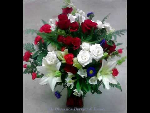 Most Beautiful Floral Arrangements Fresh Youtube