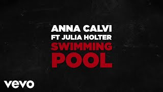 Anna Calvi - Swimming Pool (feat. Julia Holter) (Hunted Version) [Official Audio]