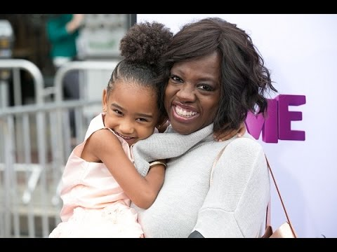 Viola Davis' Daughter Genesis Tennon Steals the