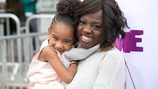 Viola Davis' Daughter Genesis Tennon Steals the Show