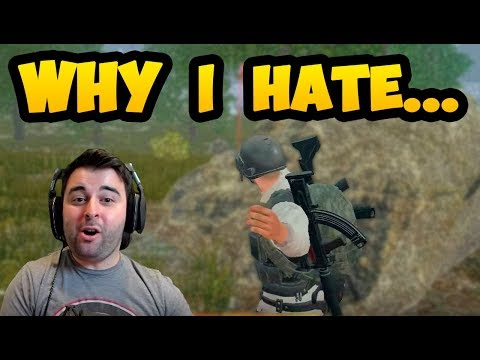 PUBG THIS is why I HATE Third Person!