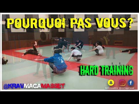 #kravmaga  #selfdefense - Tuto et conseils : Un peu de cardio training pour le krav maga
