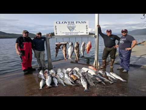 Ketchikan Fishing Minute 07/18/2019