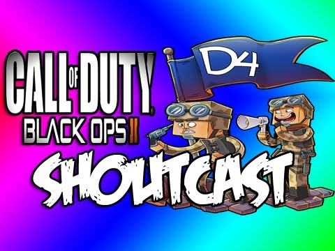 Black Ops 2 Shoutcast - SWAG FAG! - Episode 72 (CodCasting)