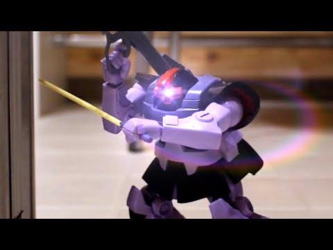 『敵機発見!』ガンプラコマ撮り | Gundam